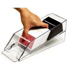 Repartidor para cartas de plástico 6 barajas