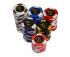 Fichas de poker customizáveis Clay