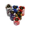 Fichas de poker personalizadas Clay
