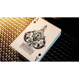 Baraja de cartas Bicycle colección mod. Archangels