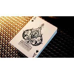 Baralha de cartas Bicycle coleção mod. Archangels