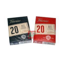 Baraja de poker español de Fournier Nº 20