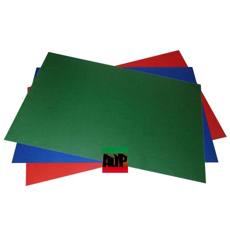 Tapete de feltro en vários cores 140 X 90 x 0,1 cm, jogos de cartas