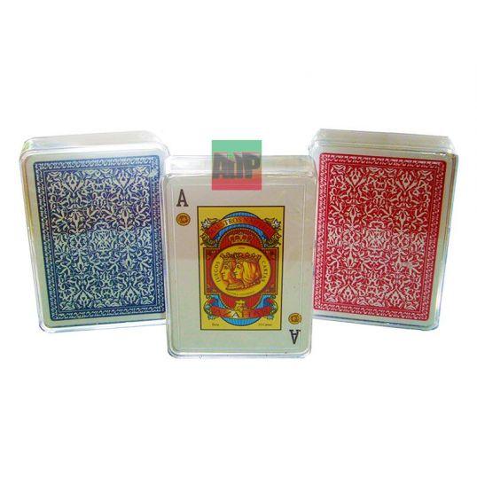 Baraja de poker español de Maestros Naiperos 55 cartas