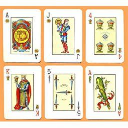 Baralho de poker espanhol de Maestros Naiperos