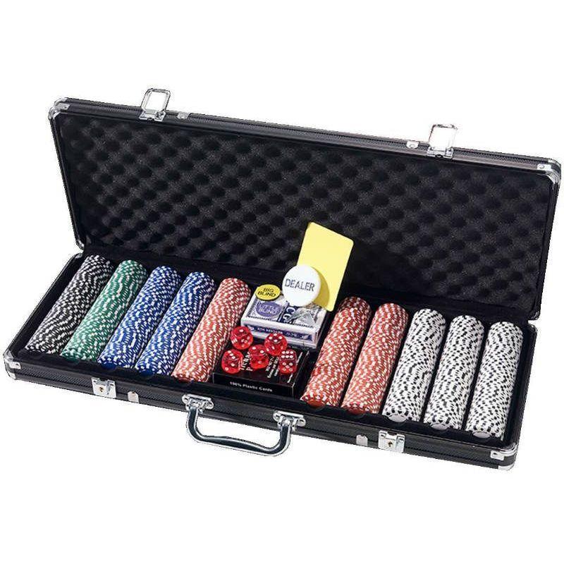 Baralhas de poker Kem em plástico, Jumbo, pack de dois