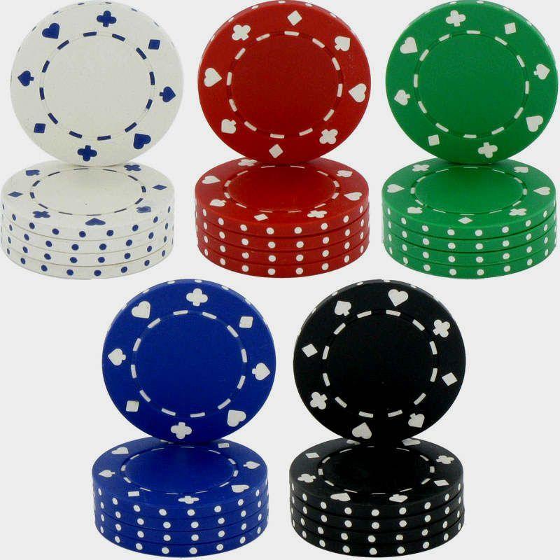 Baralhas de poker Fournier de plástico, série Flor de Lis
