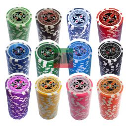 Fichas de poker ultimate