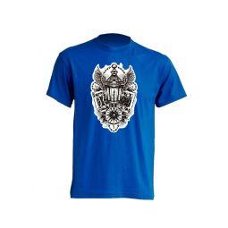 Camiseta de poker Rey-Dama