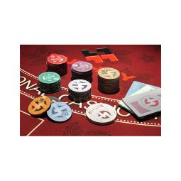 Fichas de ceramica Dropa Discs 2