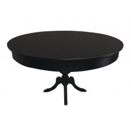 Mesa de poker redonda personalizable con tapa
