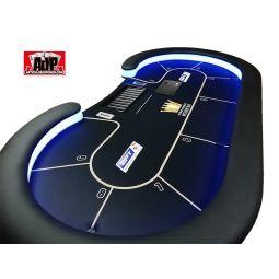 Mesa de poker EPT com misturador