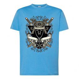 """Camiseta de manga curta """"Samurai"""" para homem"""