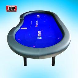 Mesa de poker cash customizada