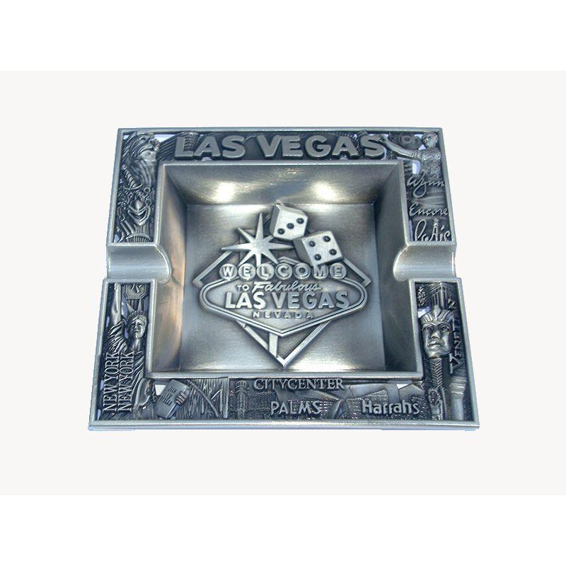 Cenicero de poker Las Vegas