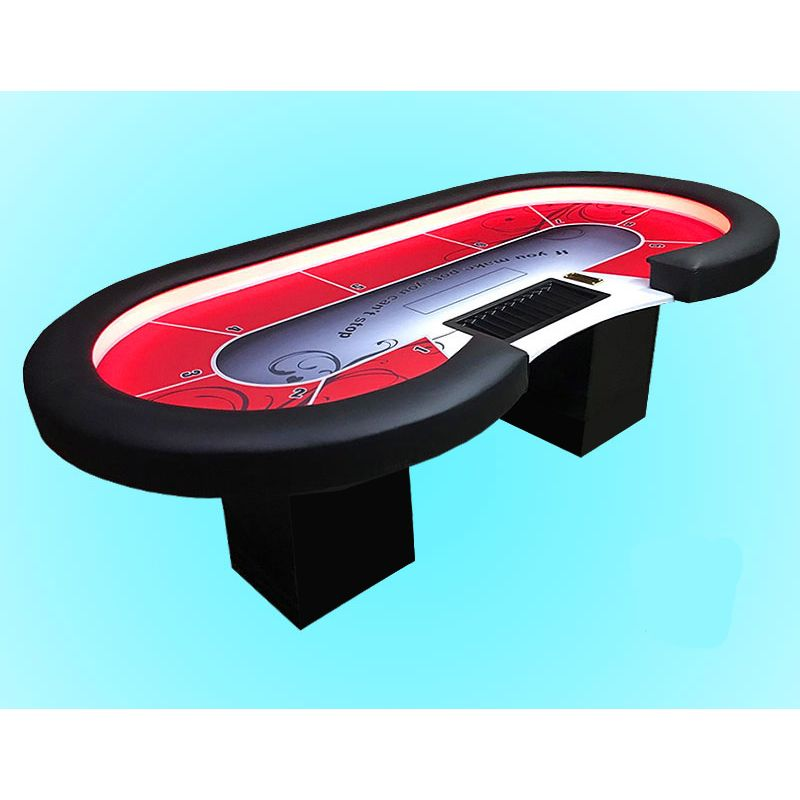 Mesas de pôquer profissionales