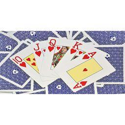 Cartas de poker EPT de Fournier