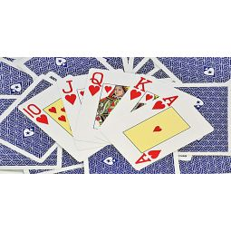 Cartas de poker EPT de Fournier