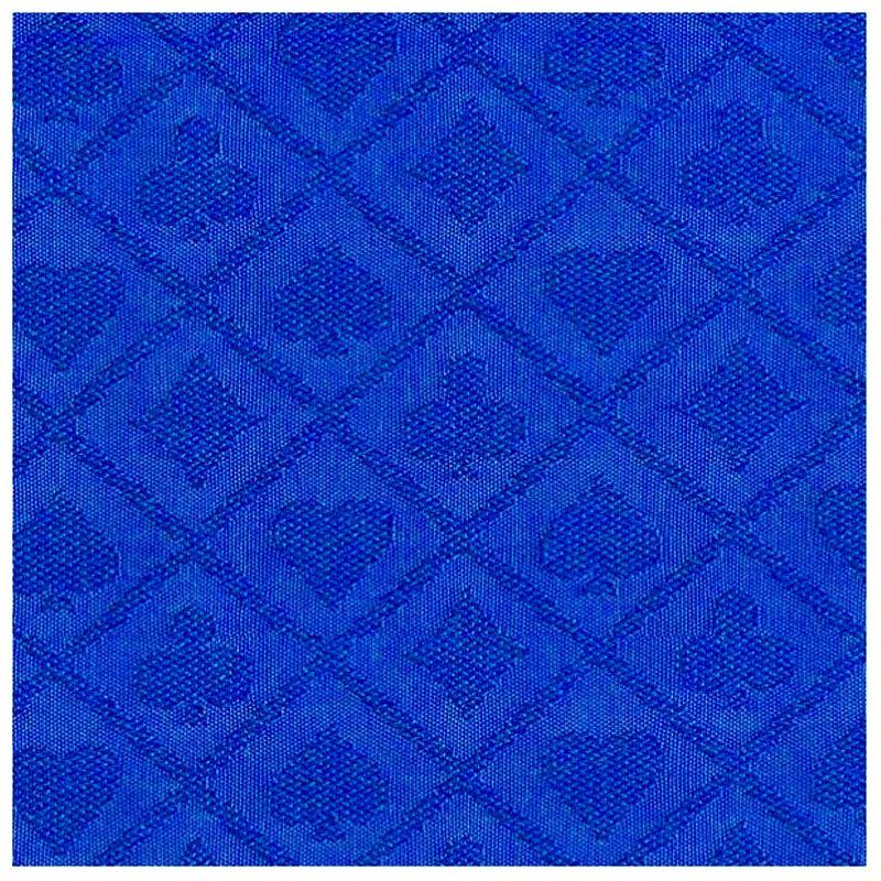 Tecido especial para mesas de poker azul