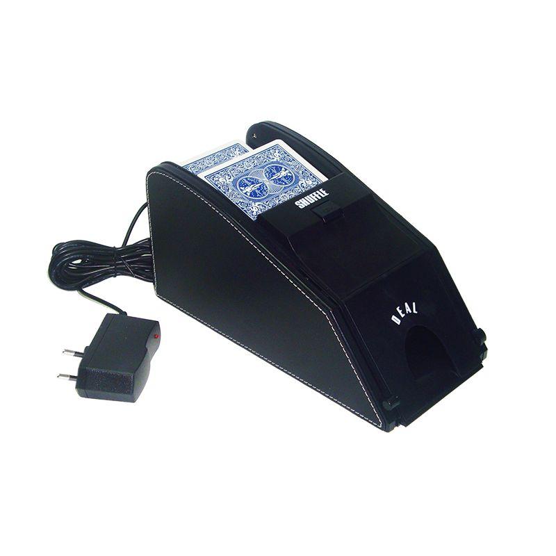 Baralhador elétrico automático de cartas,