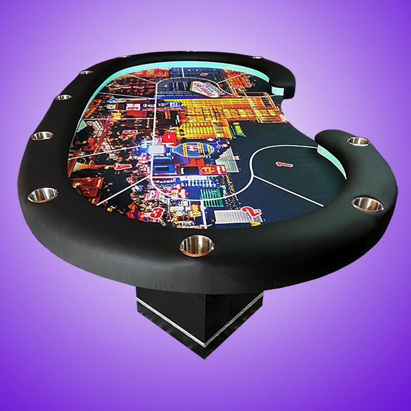 Mesa de poker Las Vegas