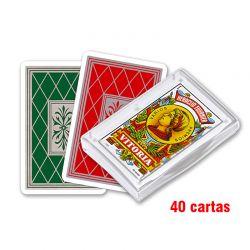 Baraja española de Fournier Nº 27 de 40 cartas