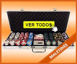 Comprar maletines de poker