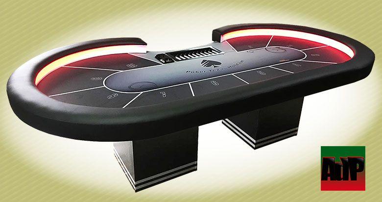 Personalização de mesas de poker