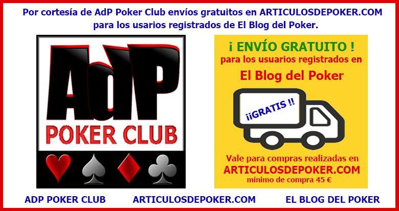 Envíos gratuitos Articulos de Poker