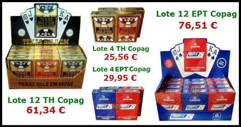 Barajas Copag oferta